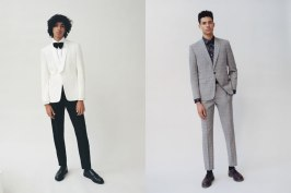 Charlie Casely Hayford for Topam A/W 17