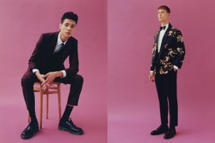 Charlie Casely Hayford for Topman 17