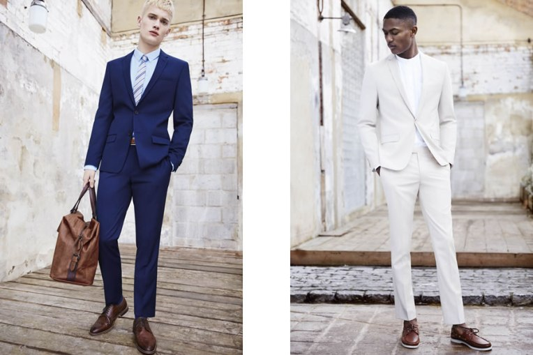 River Island Tailoring S/S 17